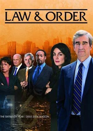 Rent Law and Order: Series 16 Online DVD & Blu-ray Rental