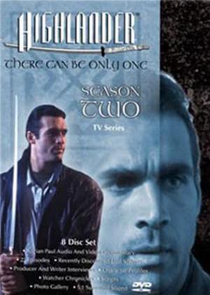 Rent Highlander: Series 2 Online DVD & Blu-ray Rental