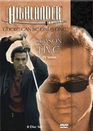 Rent Highlander: Series 5 Online DVD & Blu-ray Rental
