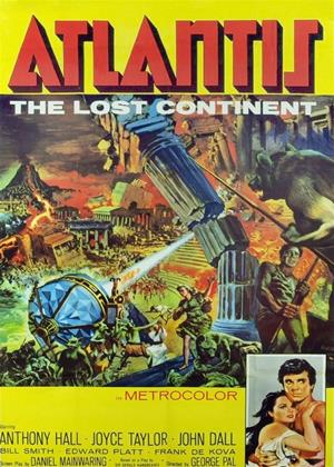 Rent Atlantis: The Lost Continent Online DVD & Blu-ray Rental