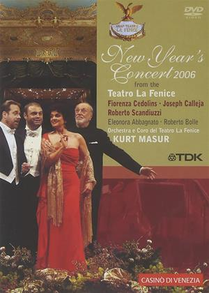 Rent New Year's Concert 2006 from the Teatro La Fenice: Kurt Masur Online DVD & Blu-ray Rental