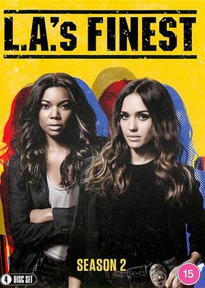 Rent L.A.'s Finest: Series 2 Online DVD & Blu-ray Rental