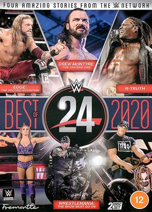 Rent WWE: WWE 24: The Best of 2020 Online DVD & Blu-ray Rental