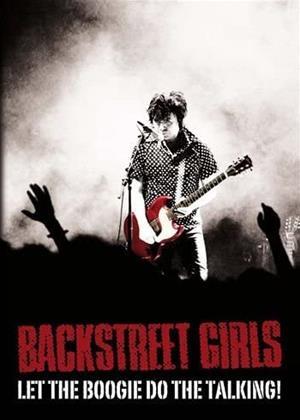 Rent Backstreet Girls: Let the Boogie Do the Talking (aka Backstreet Girls - Let The Boogie Do The Talking - Live From Rockafeller) Online DVD & Blu-ray Rental