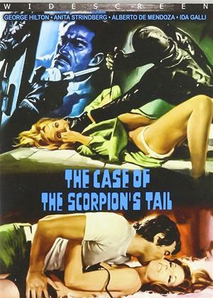 Rent The Case of the Scorpion's Tail (aka La coda dello scorpione) Online DVD & Blu-ray Rental