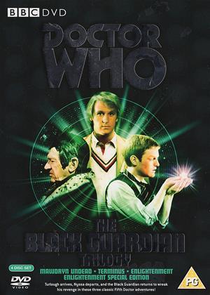 Rent Doctor Who: The Black Guardian Trilogy (aka Mawdryn Undead / Terminus / Enlightenment) Online DVD & Blu-ray Rental