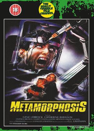 Rent Metamorphosis (aka Regenerator) Online DVD & Blu-ray Rental