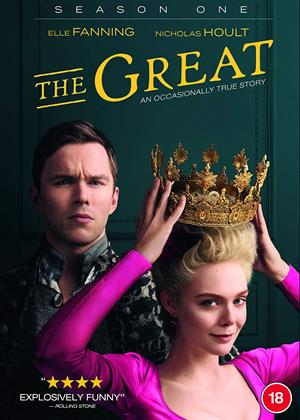 Rent The Great: Series 1 Online DVD & Blu-ray Rental