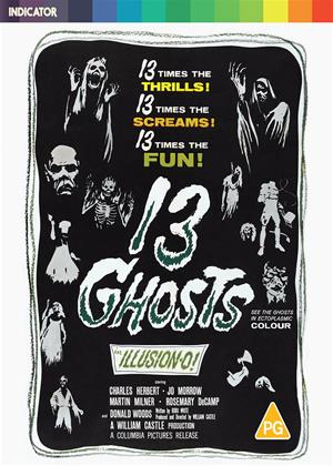 Rent 13 Ghosts Online DVD & Blu-ray Rental