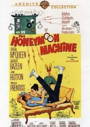 Rent The Honeymoon Machine Online DVD & Blu-ray Rental