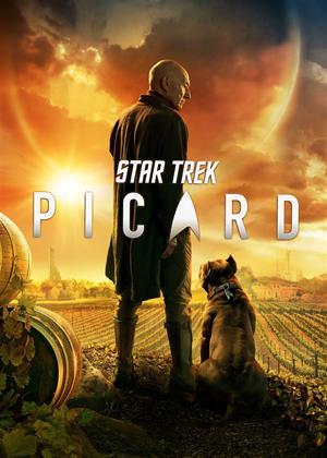 Rent Star Trek: Picard (aka Star Trek: Captain Picard / Star Trek: Destiny) Online DVD & Blu-ray Rental