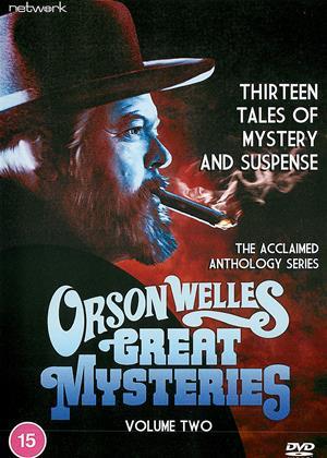 Rent Orson Welles: Great Mysteries: Vol.2 Online DVD & Blu-ray Rental