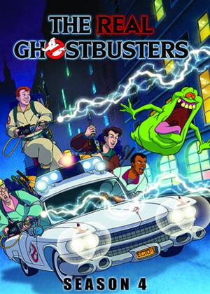 Rent The Real Ghostbusters: Series 4 Online DVD & Blu-ray Rental