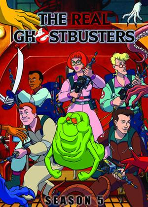 Rent The Real Ghostbusters: Series 5 Online DVD & Blu-ray Rental