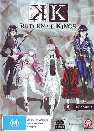 Rent K: Return of Kings: Series 2 (aka K Project / K) Online DVD & Blu-ray Rental