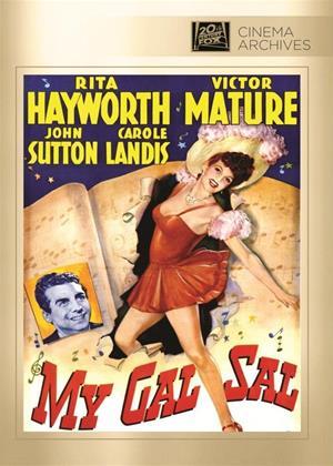 Rent My Gal Sal Online DVD & Blu-ray Rental