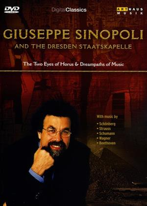 Rent Giuseppe Sinopoli: The Two Eyes of Horus / Dreampaths of Music Online DVD & Blu-ray Rental