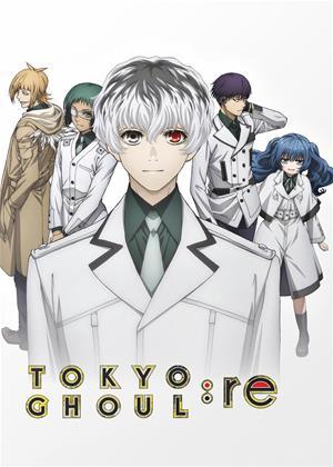 Rent Tokyo Ghoul: re Online DVD & Blu-ray Rental
