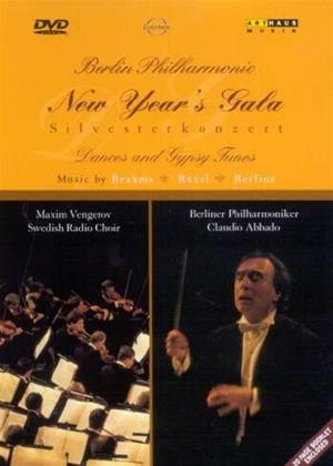 Rent New Year's Gala: Berlin Philharmonic Online DVD & Blu-ray Rental
