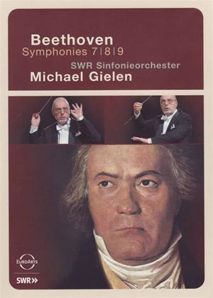 Rent Beethoven: Symphonies Nos. 7, 8 and 9 Online DVD & Blu-ray Rental
