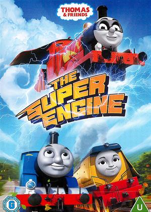 Rent Thomas and Friends: The Super Engine Online DVD & Blu-ray Rental