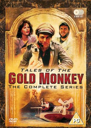 Rent Tales of the Gold Monkey: Series (aka Tales of the Brass Monkey / Tales of the Golden Monkey) Online DVD & Blu-ray Rental