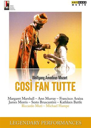 Rent Cosi Fan Tutte: Vienna State Opera (Riccardo Muti) Online DVD & Blu-ray Rental