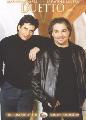 Rent Marcelo Alvarez: Duetto (Eugene Kohn) Online DVD & Blu-ray Rental