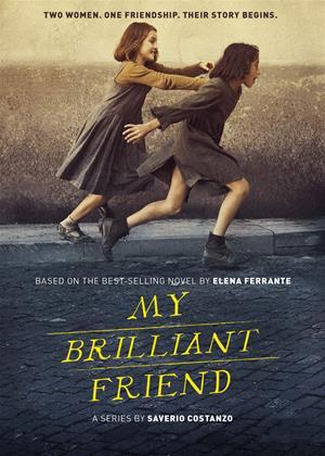 Rent My Brilliant Friend (aka L'amica geniale) Online DVD & Blu-ray Rental