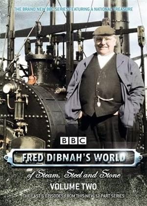 Rent Fred Dibnah: World of Steel, Steam and Stone: Vol.2 Online DVD & Blu-ray Rental