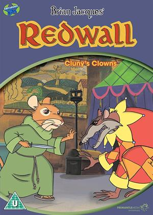 Rent Redwall: Cluny's Clowns Online DVD & Blu-ray Rental
