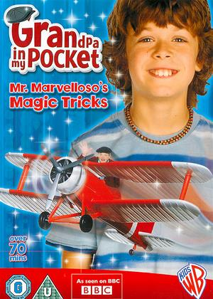Rent Grandpa in My Pocket: Mr. Marvelloso's Magic Tricks (aka Grandpa in My Pocket: Vol.3) Online DVD & Blu-ray Rental
