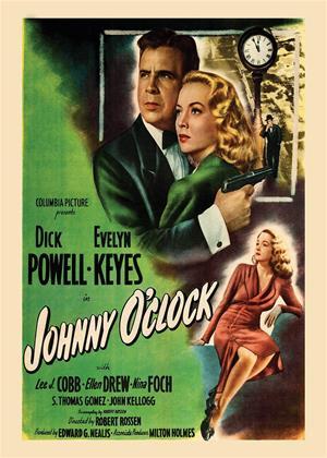 Rent Johnny O'Clock Online DVD & Blu-ray Rental
