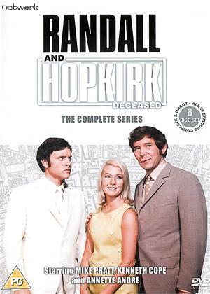 Rent Randall and Hopkirk (Deceased): Series (aka My Partner the Ghost) Online DVD & Blu-ray Rental