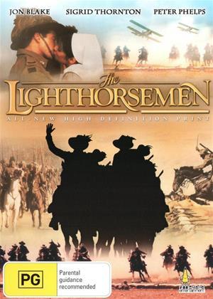 Rent The Lighthorsemen (aka The Light Horsemen) Online DVD & Blu-ray Rental