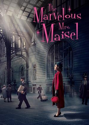 Rent The Marvelous Mrs. Maisel: Series 2 Online DVD & Blu-ray Rental