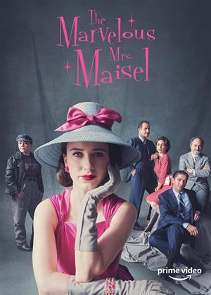 Rent The Marvelous Mrs. Maisel: Series 4 Online DVD & Blu-ray Rental