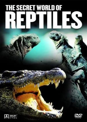 Rent The Secret World of Reptiles Online DVD & Blu-ray Rental