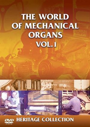 Rent The World of Mechanical Organs: Vol.1 Online DVD & Blu-ray Rental