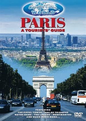 Rent Capital Cities of the World: Paris Online DVD & Blu-ray Rental