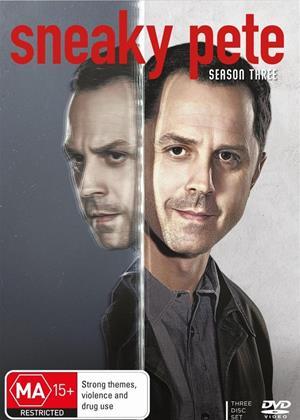 Rent Sneaky Pete: Series 3 Online DVD & Blu-ray Rental