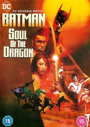 Rent Batman: Soul of the Dragon Online DVD & Blu-ray Rental