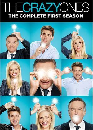 Rent The Crazy Ones Online DVD & Blu-ray Rental