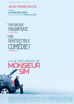 Rent The Very Private Life of Mister Sim (aka La vie très privée de Monsieur Sim / The Terrible Privacy of Mr. Sim) Online DVD & Blu-ray Rental