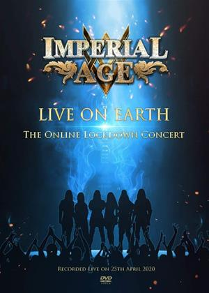 Rent Imperial Age: Live on Earth: The Online Lockdown Concert Online DVD & Blu-ray Rental