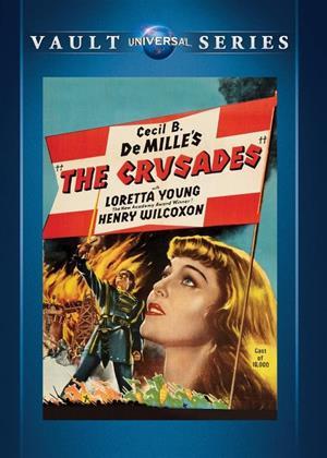 Rent The Crusades (aka Crusades) Online DVD & Blu-ray Rental
