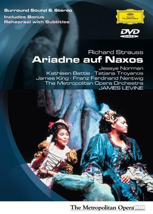 Rent Richard Strauss: Ariadne Auf Naxos: Metropoliten Opera (James Levine) Online DVD & Blu-ray Rental