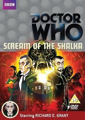 Rent Doctor Who: Scream of the Shalka Online DVD & Blu-ray Rental
