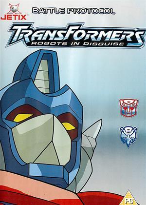 Rent Transformers: Battle Protocol (aka Transformers: Robots in Disguise / Toransufômâ: Kârobotto) Online DVD & Blu-ray Rental