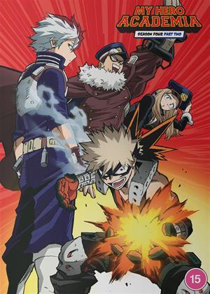 Rent My Hero Academia: Series 4: Part 2 (aka Boku no hîrô akademia: Series 4: Part 2) Online DVD & Blu-ray Rental